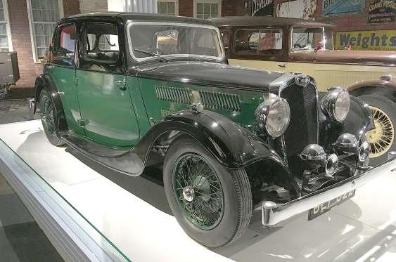 angel falqués: Treasures of the Coventry Transport Museum
