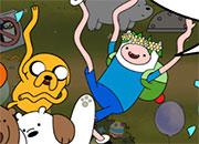 Fiesta de Pascua con Finn y Jake