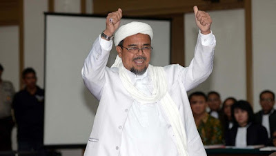 Tak Terima Dituding Mengkriminalisasi Ulama, Polri Tantang Habib Rizieq Segera Pulang