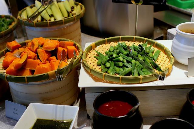 台北漢來海港餐廳敦化店.平日晚餐菜色分享
