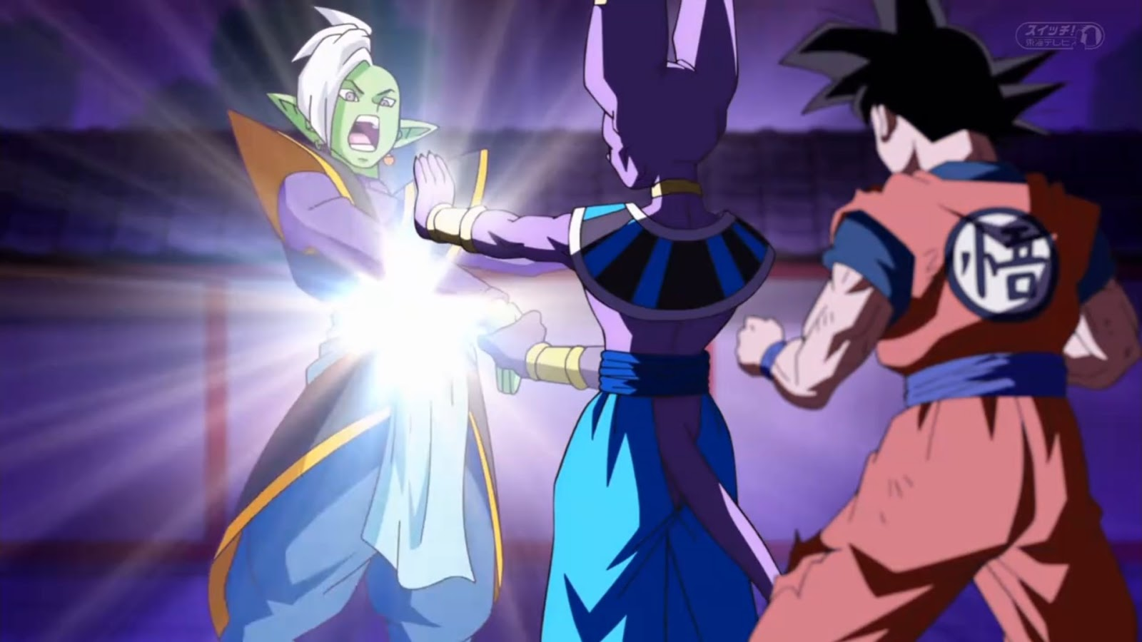 Dragon Ball Super – Episódio 59