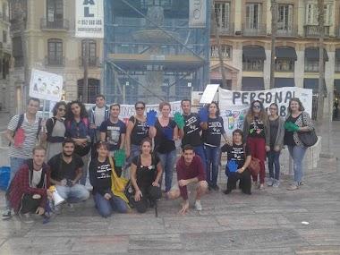 Institutos de Málaga sin intérpretes de lengua de signos