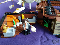 Sweet Suite 2018 LEGO Fantastic Beasts Newt's Case of Magical Creatures Set