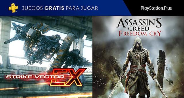 Just Cause 3 no está en los PlayStation Plus de agosto de Latinoamérica, en su lugar Strike Vector EX