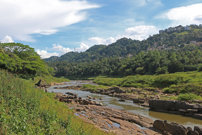 Kandy River