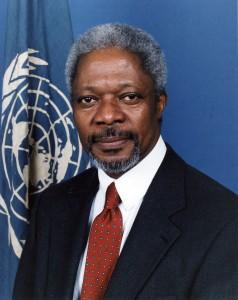 Former UN Secretary-General, Koffi Annan, Dies At Age 80