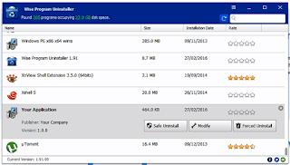 تحميل, احدث, اصدار, لبرنامج, حذف, البرامج, Wise ,Program ,Uninstaller, مجانا