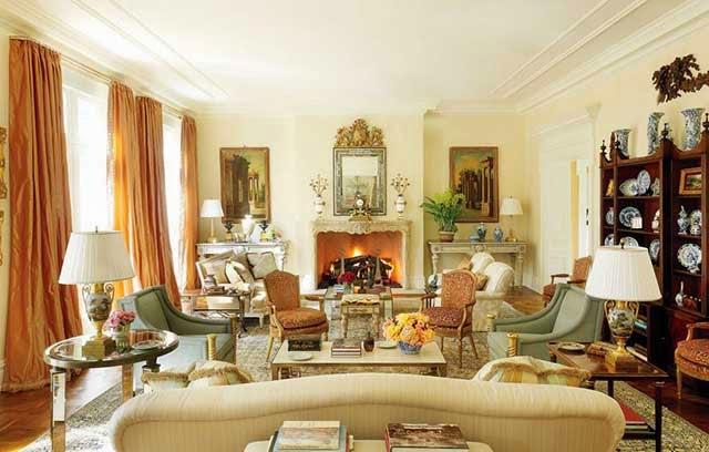 Georgian Style Living Room Conceptstructuresllc Com