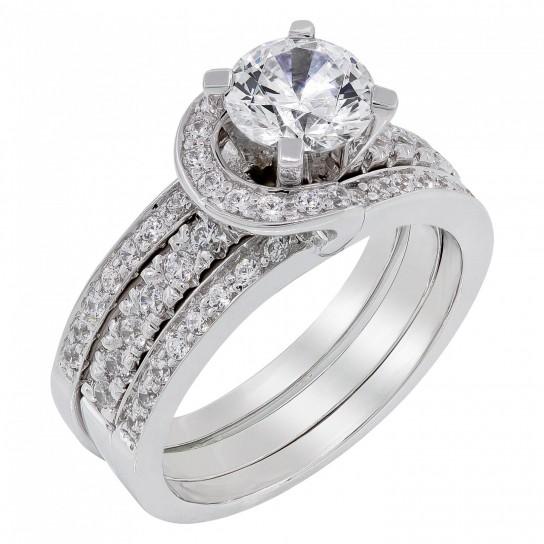 Conosciuto Anelli Con Diamanti Particolari GS03 » Regardsdefemmes LV18