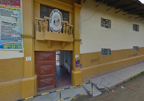 Escuela INDO AMERICANO - Cajamarca