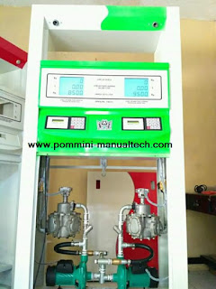 mesin pom mini assy meter