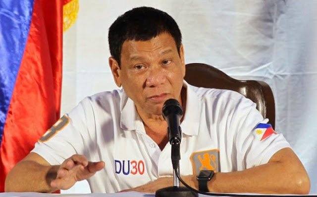 One Man Proud to hear Statement from President Duterte Regarding Extrajudicial Killings
