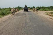 Boko Haram: Nigeria Troops Shooting In Maiduguri