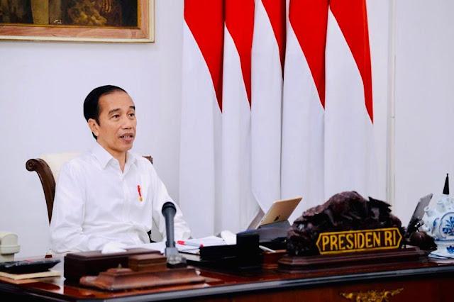 Jokowi Ungkap Pemerintah Tidak Larang Ibadah, Sarankan Protokol Kesehatan Ketat