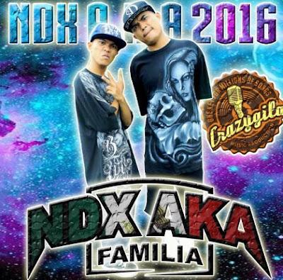Profil Hip Hop NDX AKA Familian