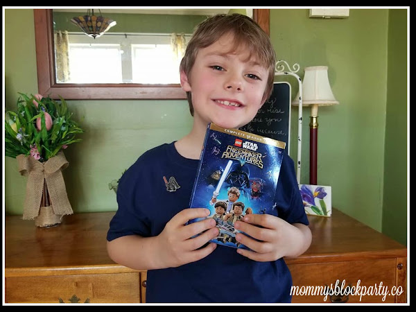 Bring Home Emmy-nominated LEGO STAR WARS: THE FREEMAKER ADVENTURES SEASON TWO on DVD MARCH 13! #Review #MBPEASTERGG18