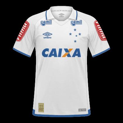 GT Camisas  Camisas Cruzeiro 2017   2018 - Home 58f637cc1b958