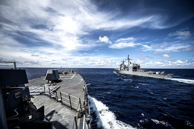 THE PAPER | The United States's Interests in the South China Sea