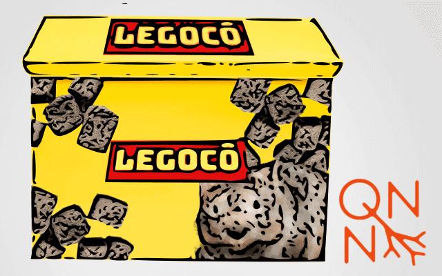 LEGOCÔ, o brinquedo de montar ecologicamente correto! - Queimando Neurônios