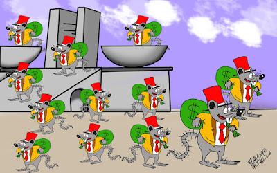 """Brasil cria a """"teoria da relatividade corrupta"""""""