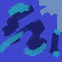 Eulingu_mu koloru favus e lu koloru blu