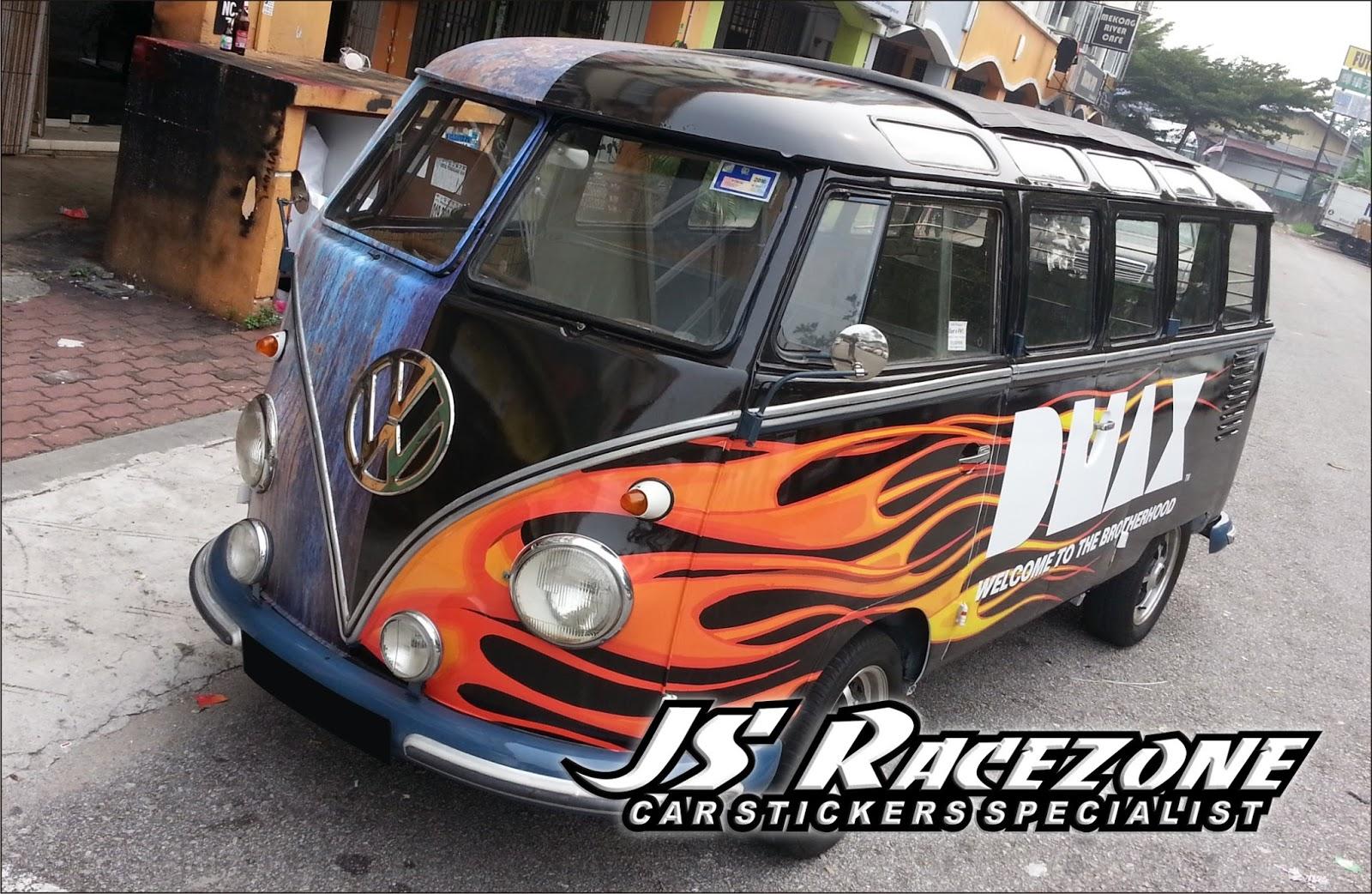 Car sticker design selangor - Js_203 Jpg
