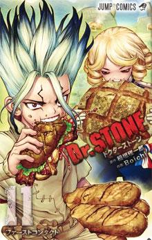 Ver Descargar Dr. Stone Manga Tomo 11