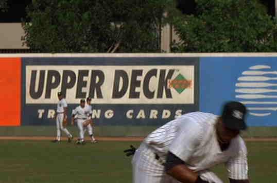 Wrigley Wax Flick Friday Mr Baseball