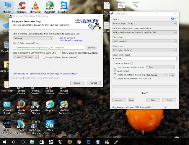 bootable Kali Linux