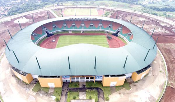 Stadion Pakansari, Cibinong, Bogor
