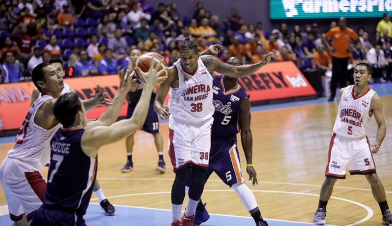 LIVE STREAMING: Meralco vs Ginebra Game 4 PBA Governors' Cup Finals 2017
