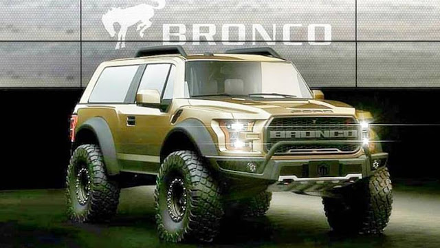2020 New Ford Bronco Coming Out