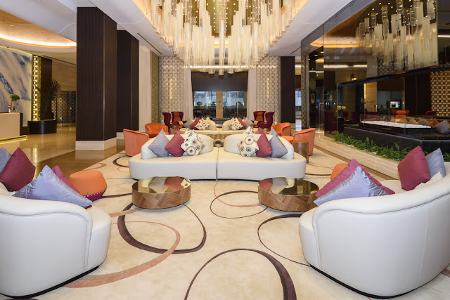 Boulevard Hotel Baku, Aserbaidschan, Imagefotografie