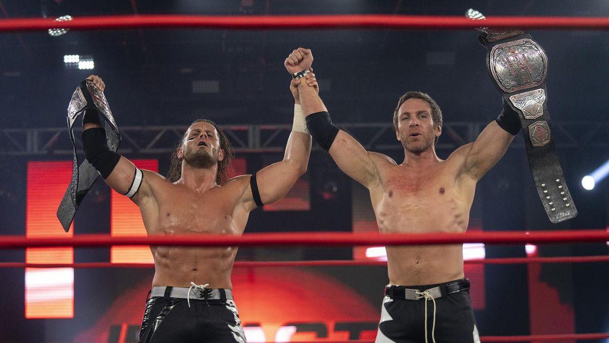Grande combate é anunciado para o IMPACT Wrestling da próxima semana