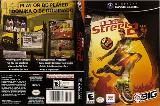 تحميل لعبة فيفا ستريت fifa street 2 كرة قدم الشوارع 2 للكمبيوتر برابط مباشر ميديا فاير