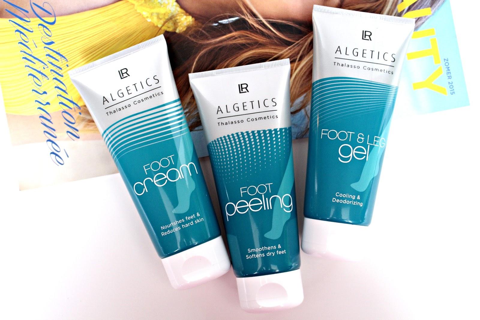 LR Algetics