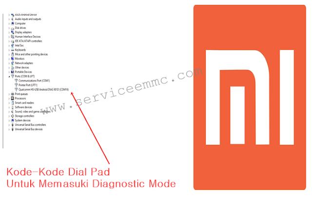 Cara Masuk Diagnostic Mode Terbaru Semua Type Xiaomi