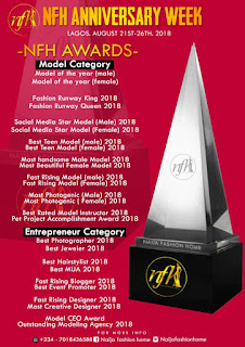 NFH ANNIVERSARY WEEK Presents NFH Awards