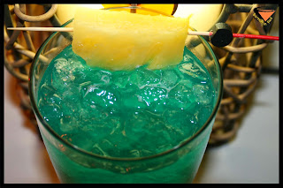 Blue Heaven Cocktail