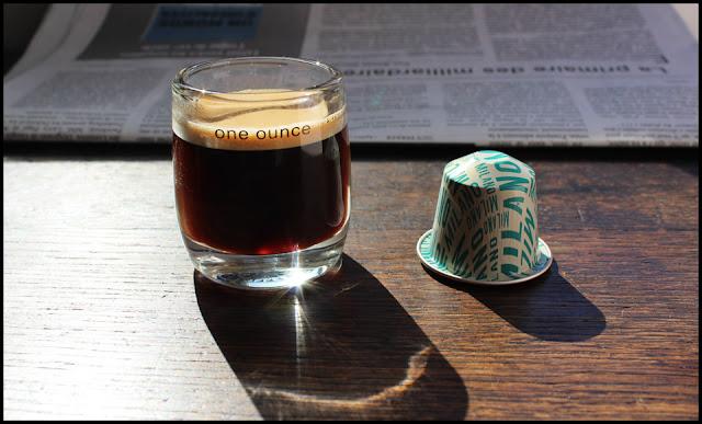 Nespresso Milano - tasse et capsule