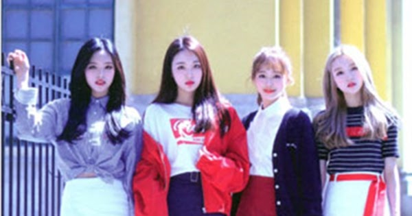 LooNa yyxy Mini Album - Beauty & The Beat : Valoa Records