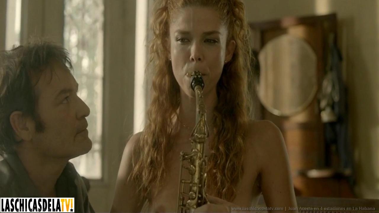 Juana Acosta Desnuda En 4 Estaciones En La Habana Laschicasdelatv