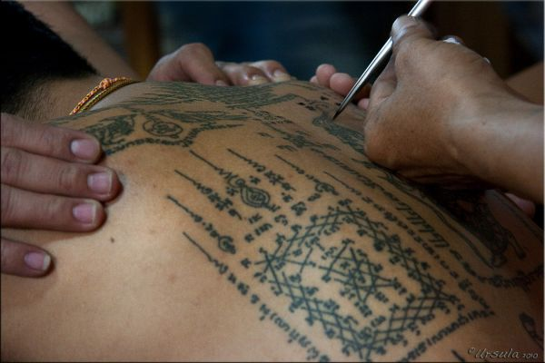 Cerita Seram Tatu - Ilmu Hitam dari Siam
