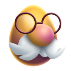Aspetto di uovo Drago Maestro
