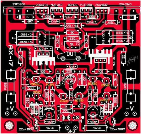 Image Result For Power Amplifier Apex Ba