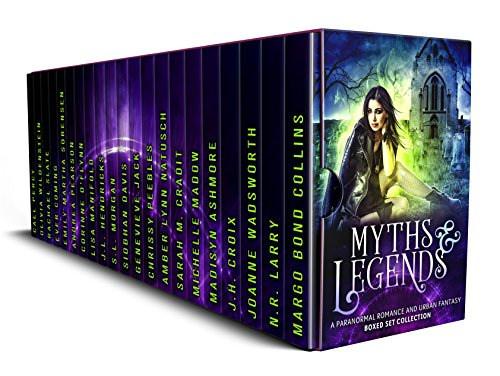 Myths & Legends boxed set cover