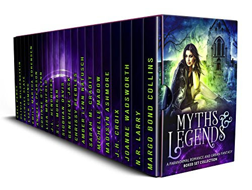 Myths and Legends Box Set Release Day