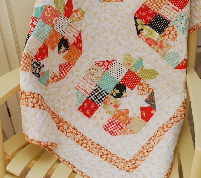 The Pattern Basket Pumpkin Seeds New