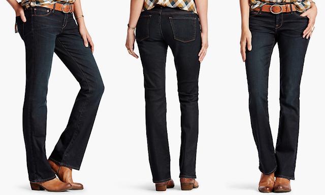 Lucky Brand Lolita Bootcut Jeans $30 (reg $139)