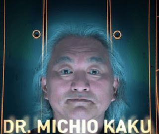 As predições do Michio Kaku para 2018